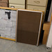 Selection of notice boards