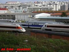 EN A CORUÑA SAN CRISTOBAL (asannei) Tags: train tren diesel rail railway estacion ferrocarril renfe adif ffcc automotor 598 r598 acoruñasancristobal