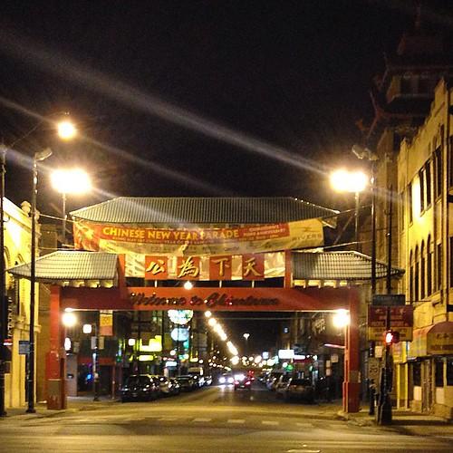#chicago #chinatown