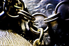 Links (donjuanmon) Tags: macro closeup silver antique jewelry charm chain bracelet link cliches hcs clichesaturday donjuanmon