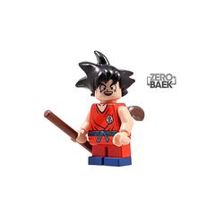 KID GOKU_1 (zerobaek0100) Tags: lego hobby figure custom zero dragonball mifi zerobaek