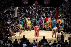 Sumo in Osaka-26 (Rodrigo Ramirez Photography) Tags: japan amazing traditional professional tournament osaka sumo yokozuna ozeki makuuchi hakuho sumotori sumotournament maegashira reikishi harumafuji topdivision