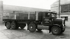 Scammell General Roadways (71B / 70F ( Ex Jibup )) Tags: new promotion photography corporate official tipper view box company vehicles prototype trucks trailer chassis sell artic development tanker manufacturer lorries advertise bodywork promote rigid flatbedtractorunit