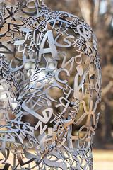 Numbers, Letters & Symbols_4034 (adp777) Tags: letters symbols juameplensa numberssymbolsletters wavesiii davidsoncollegesculpture