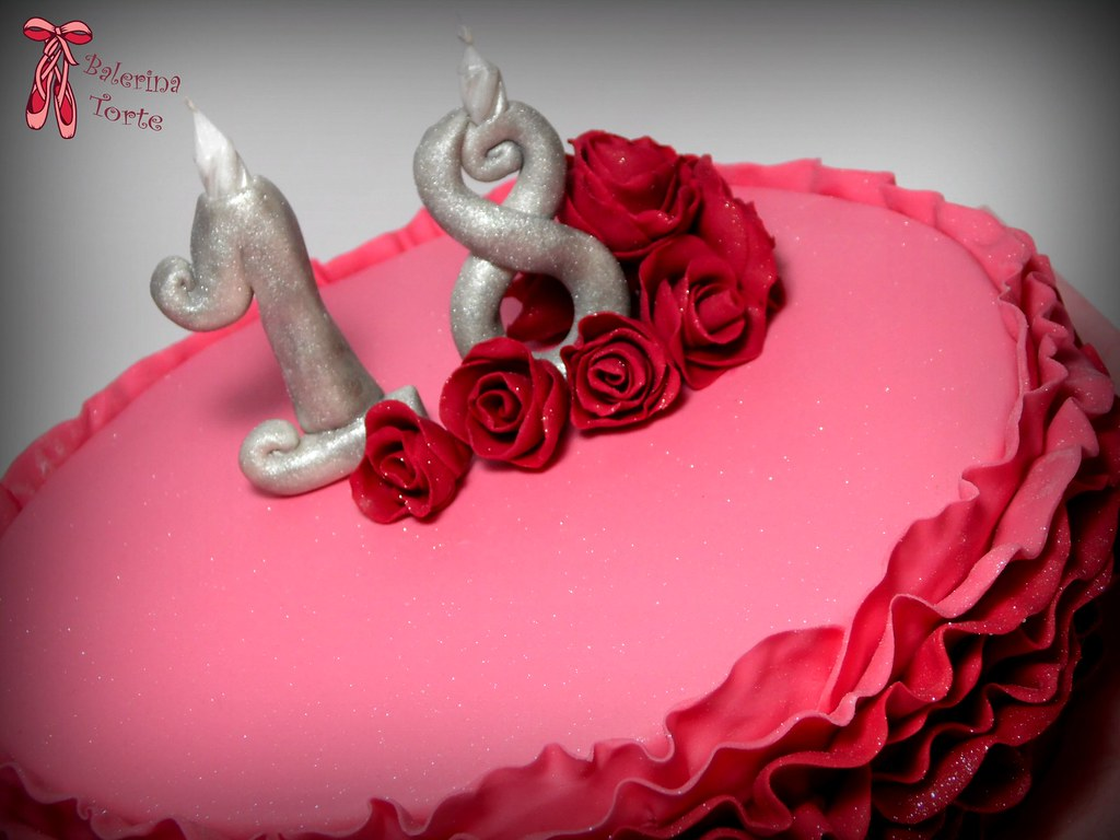 Birthday Cakes For Girls Za ~ The world s best photos of balerina and birthday flickr hive mind