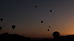- Kapadokya air baloons (aesse_1987) Tags: travel sun holiday canon turkey dawn asia europa europe alba dream 1740mm cappadocia goreme turchia kapadokya 70d eos70d