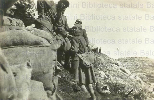 """Biblioteca statale """"Antonio Baldini"""", Roma_Archivio Monelli"""