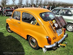 Fiat 600 - Haltern am See - Prickingshof_5450_2015-04-12 (linie305) Tags: auto old cars car see am fiat meeting vehicles 600 oldtimer autos oldcars historisch fahrzeuge haltern halternamsee oldtimertreffen prickingshof carmeeting radfahrzeuge