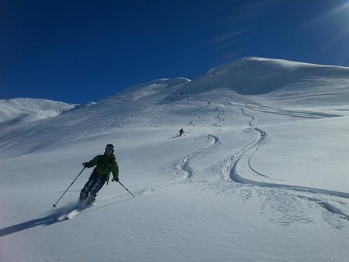 Arlberg 2.-6.3.2015