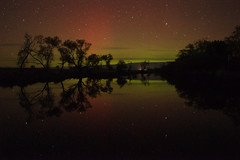 Reflections (Rich Morrison) Tags: reflections river south australia aurora tasmania australis launceston esk evandale