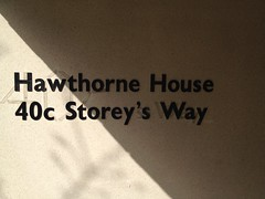 Hawthorne House (staircase 61; Storey's Way 40C)