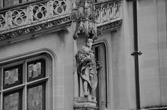 Statue of Louis IX (RadarRange) Tags: asheville vanderbilt biltmore karlbitter