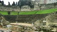 Trieste - anfiteatro romano (trovado73) Tags: trieste anfiteatroromano collesangiusto