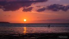 Sunset over Whitstable (KT Photography - Thanks for the 1 Million Views.) Tags: uk sunset sea england landscape kent unitedkingdom kelvin gb coastline whitstable trundle ktphotography