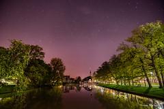 Zwolle by Night (ThomasBartelds) Tags: night stars nikon long nightshot astro expsure nikond5500