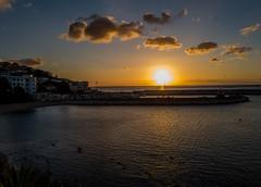 Cal Gonone.................dawn (adamnsinger) Tags: leica sun dawn rise q cala rus gonone