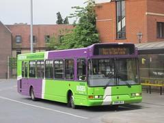 Ipswich Buses 98 X98LBJ Old Cattle Market Bus Stn, Ipswich (1) (1280x960) (dearingbuspix) Tags: 98 ipswichbuses x98lbj
