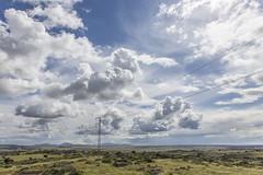 No Man's Sky (Danieldevad) Tags: sky espaa cloud naturaleza nature landscape spain artistic creative paisaje cielo nubes trujillo artistico extremadura creativo