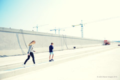 Children near tunnel (John.Klaver) Tags: california wedding light portrait people holland color building art beach sports water dutch fashion animals rock architecture photoshop canon children landscape concrete photography licht photo construction focus foto fotografie documentary picasa tunnel penn 1968 fotografia dijk portret alkmaar mode dike cartierbresson hollands newton magnum architectuur avedon landschap facebook mensen kleur panl diafragma sanoma klaver panoramio nufoto autonome cs5 digifoto autonoom fotoacademie lumiance nikond300 photoq nikond800 johnklaver maxbogl
