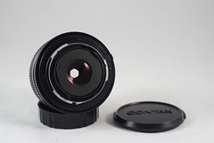 Contax T* 28 f2.8 MMJ for C/Y mount (AgelsGold - 0904 030682) Tags: t for mount contax 28 f28 cy mmj