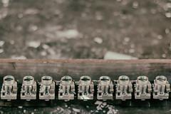 Nine in a row (Herr Olsen) Tags: old abandoned vintage factory fabrik nine 9 row credo solingen verlassen lostplace neun