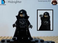 Midnighter (Random_Panda) Tags: comics book dc comic lego fig character books super hero figure superhero characters heroes minifig minifigs superheroes figures figs minifigure minifigures