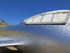 "Gloster Meteor T.7 7 • <a style=""font-size:0.8em;"" href=""http://www.flickr.com/photos/81723459@N04/27296124021/"" target=""_blank"">View on Flickr</a>"