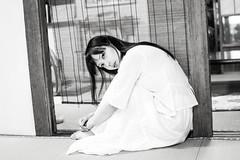 (yukakophoto) Tags: portrait model nikon