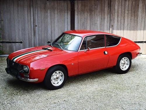 Lancia Fulvia Sport Zagato 1600 (1972).