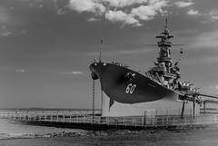 USS Alabama (Pedro1742) Tags: battleship military numbers museum history sky