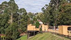 Puffing Billy Trip Melbourne VIC 02 May 2016 (17) (BaggieWeave) Tags: australia melbourne victoria steam vic steamengine steamtrain narrowgauge belgrave steamlocomotive puffingbilly