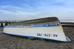 Mar menor (Antonio Matamoros) Tags: beach boat mar spain barco murcia