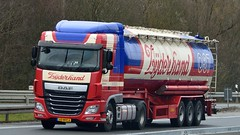 NL - Zijderhand DAF XF 106 SC (BonsaiTruck) Tags: truck silo 106 lorry camion trucks bulk lastwagen daf lorries lkw xf citerne lastzug silozug zijderhand powdertank