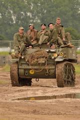 M3 Stuart (jono85) Tags: army tank mud stuart vehicle m3 armour troops embarkation 2016