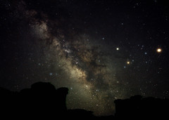 Needles MW_1_Vibrance-1 (phelan_timothy) Tags: canon way utah desert canyon galaxy astrophotography canyonlands milky