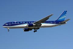 4K-AI01 (JBoulin94) Tags: 4kai01 azerbaijan government azal boeing 767300 andrews afb airforcebase adw kadw maryland md john boulin