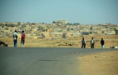 Asmara /  (Eritrea) - Leaving Asmara (Danielzolli) Tags: suburban suburb adi paradiso asmara eritrea banlieue suburbio habesha przedmiescie vorort erythre asmera  centralregion ertra banliy erythrea eritra  paradizo abeito adiabeito maakel  maekel    zobamaekel adiabeyto