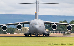 99-0062 Boeing C-17A Globemaster III USAF_7462 (www.jon-irwin-photography.co.uk) Tags: iii boeing globemaster operation usaf thunder raf jaded 2016 leeming c17a 990062