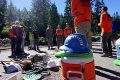 Kingsbury Sting Trail Work July 9 (TAMBA Tahoe) Tags: kingsbury sting trail work july 2016 tamba tahoe volunteer build