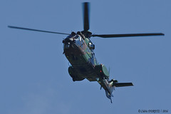 Aerospatiale AS532UL Cougar / Aviation Légère de l'Armée de Terre (ALAT) / CGU
