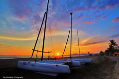 A Vidanta Sunset (Rex Montalban Photography) Tags: rexmontalbanphotography mexico sunset nuevovallarta vidanta hdr