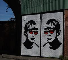 Birmingham Street Art (Flossyuk) Tags: streetart graffiti urban birmingham colourfull
