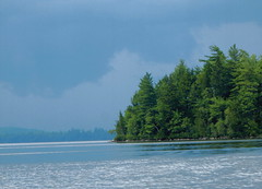 Approaching Storm (Icanpaint1) Tags: approachingstorm darkclouds meddybempslake lake maine thunderstorms wjtphotos