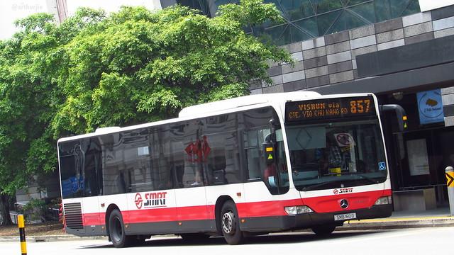 Mercedes-Benz O530 Citaro (SMRT Buses)