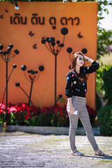 IMG_8924 (Sclub501) Tags: trip travel red portrait cute girl canon eos ef135f20 ef135mmf20