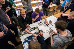 Good game (Demppa) Tags: game finland turku grandprix tournament card pt strategy gp magicthegathering mtg tcg protour