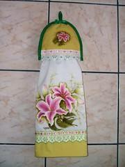 orquidia pano de prato 3 (LID ARTS) Tags: de em prato panos pintura tecido