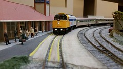 20150103_103734 (Trains By Perry) Tags: via ho hoscale emd f40ph hotrak ovarralley2015
