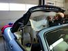 Jaguar XK8-XKR Convertible (X100) 1996-2005 Montage