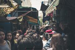 Wang Lang Market (AIDEAS (PH.PHIRAWAT)) Tags: trip food thailand one day market bangkok wang lang siriraj